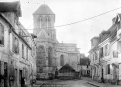 Eglise Notre-Dame, actuellement collégiale - Abside