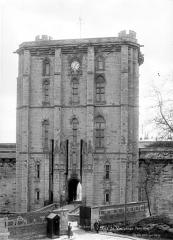 Château de Vincennes et ses abords - Porte nord, vue de face