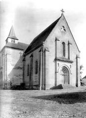 Eglise Saint-Pierre - Ensemble sud-ouest