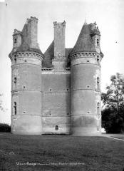 Château de Montivert - Façade sud