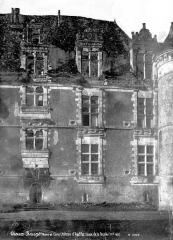 Château de Montivert - Façade sur cour
