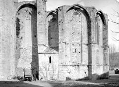 Eglise Saint-Majan - Façade sud