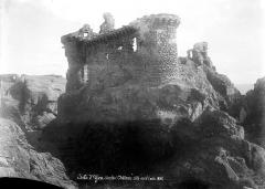 Château - Vue d'ensemble côté nord
