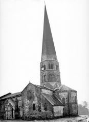 Eglise Saint-Martin - Ensemble sud-est et clocher