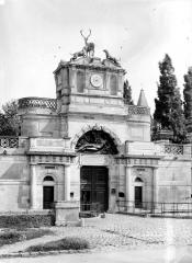 Château d'Anet - Portail d'entrée
