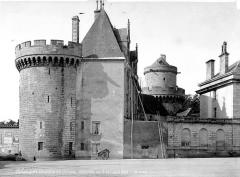 Ancien château - Ensemble nord-est