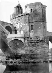 Chapelle et pont Saint-Bénézet - Ensemble sud-est