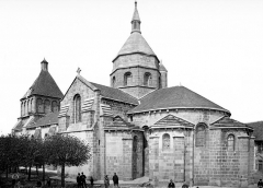 Eglise Saint-Barthélémy - Ensemble sud-est