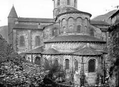 Ancienne abbaye Sainte-Foy - Ensemble est