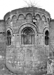 Eglise Sainte-Marie - Abside