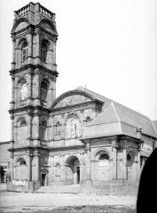 Abbaye - Ensemble ouest