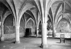 Chapelle Notre-Dame-de-Pitié - Vue intérieure