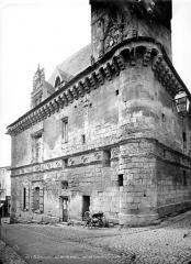 Ancien hôtel de ville, dit Le Pilori - Ensemble sud-est