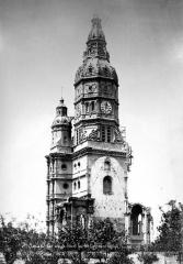 Ancienne église abbatiale - Clocher