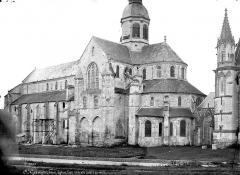 Eglise et chapelle - Esemble sud-est