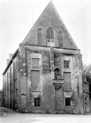 Cathédrale Saint-Gatien - Archevêché : Grand pignon
