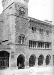 Ancien hôtel de ville - Façade principale