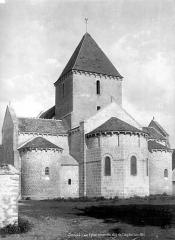 Eglise Saint-Martin - Ensemble sud-est