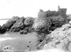 Château - Ensemble sud-est