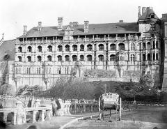 Château de Blois - Façade François 1er