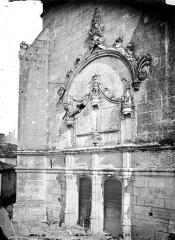 Eglise Sainte-Marie ou Notre-Dame£ - Portail de la façade ouest