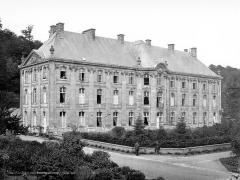 Ancienne abbaye - Pavillon de gauche