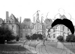 Domaine de Saint-Loup - Façade principale