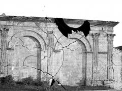 Arc de triomphe romain - Vue d'ensemble