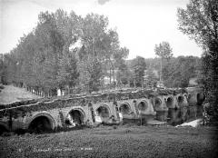 Pont du Vernay - Vue d'ensemble