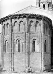 Eglise Saint-Saturnin - Abside, côté nord-est