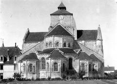 Abbaye Notre-Dame - Eglise : Ensemble est