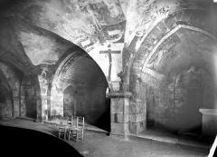 Eglise Saint-Laurent et Notre-Dame - Crypte