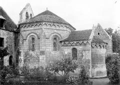 Chapelle des Templiers - Façade sud