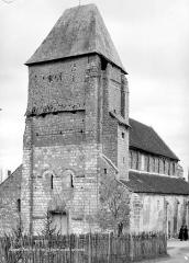 Eglise Saint-Genest - Ensemble sud-ouest