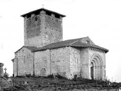 Eglise Saint-Michel - Ensemble nord-ouest
