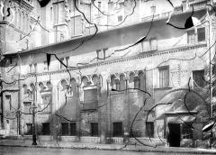 Cathédrale Saint-Jean - Manécanterie : Façade