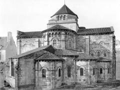 Eglise Saint-Etienne - Ensemble est