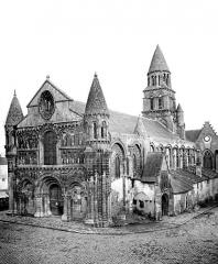 Eglise Notre-Dame-la-Grande - Ensemble nord-ouest