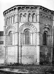 Eglise Notre-Dame de l'Assomption - Abside
