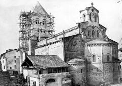 Eglise collégiale Saint-Pierre et Saint-Gaudens - Ensemble sud-est