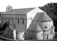 Eglise Saint-Généroux - Ensemble sud-est