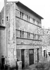 Maison romane - Vue d'ensemble