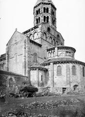Eglise Notre-Dame (ou Saint-Saturnin) - Angle sud-est
