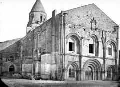 Eglise Sainte-Marie-aux-Dames - Ensemble nord-ouest
