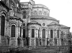 Eglise Saint-Sernin - Abside, côté sud