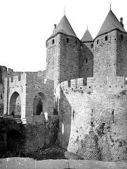 Cité de Carcassonnne - Porte Narbonnaise