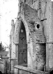 Eglise de Norrey-en-Bessin - Transept nord : Porche