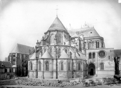 Ancienne cathédrale (église Notre-Dame) et ses annexes - Ensemble est