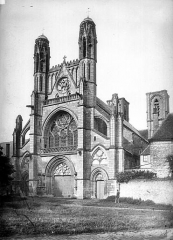 Eglise Saint-Martin - Ensemble ouest