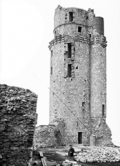 Ancien château - Donjon